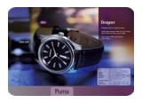 デザイナータイプ腕時計